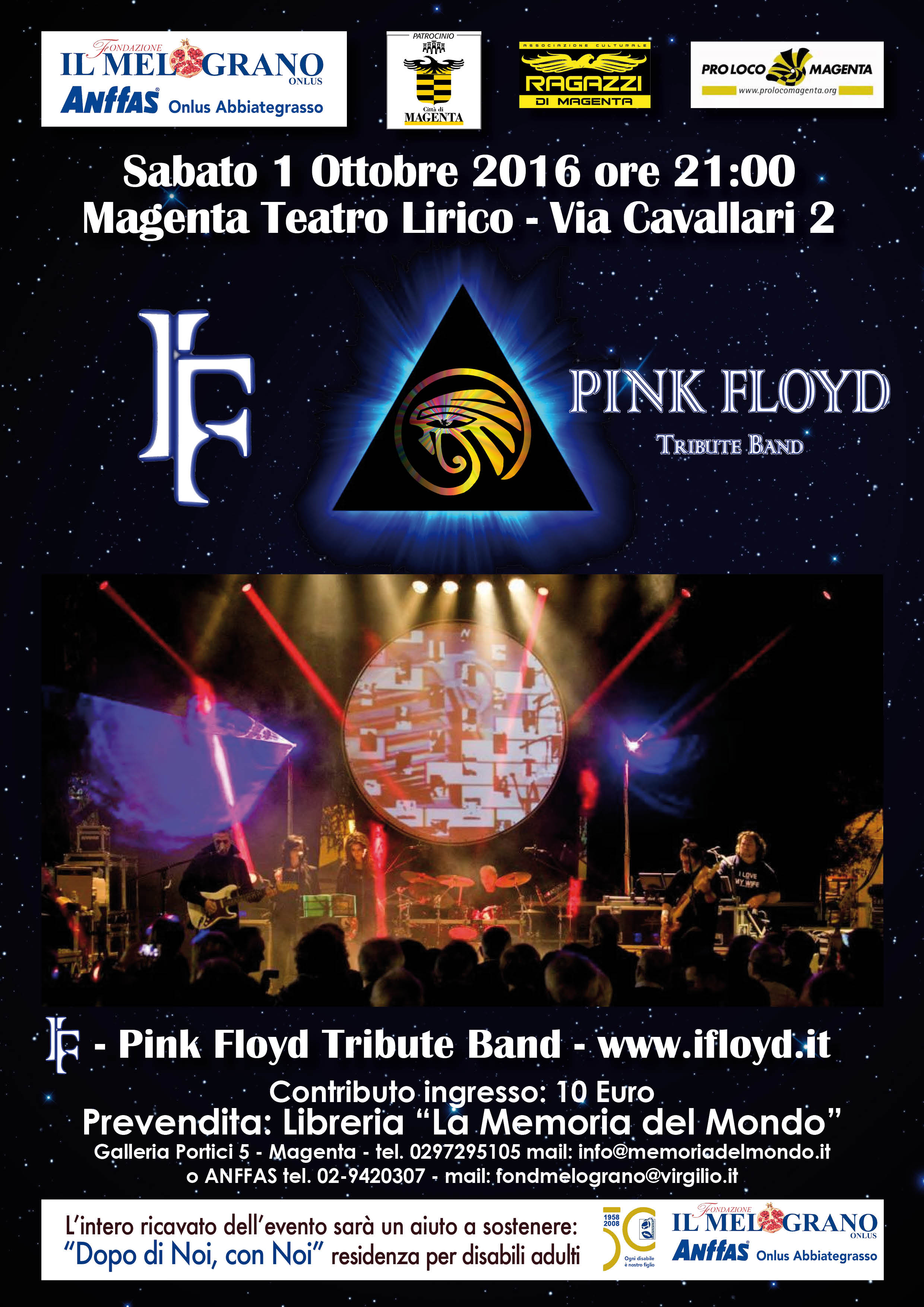 IF Pink Floyd Tribute Band